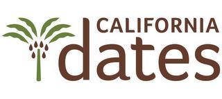 CALIFORNIA DATES trademark