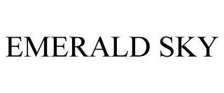EMERALD SKY trademark