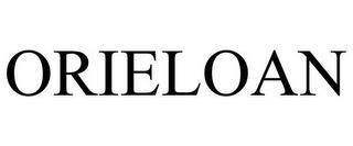 ORIELOAN trademark