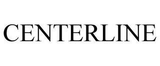 CENTERLINE trademark