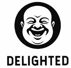 DELIGHTED trademark