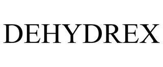 DEHYDREX trademark