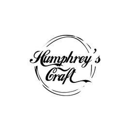 HUMPHREY'S CRAFT trademark