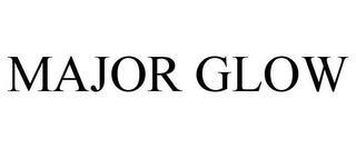 MAJOR GLOW trademark