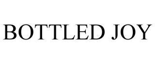 BOTTLED JOY trademark
