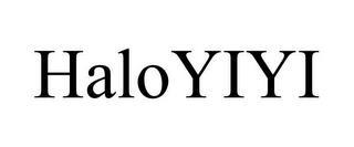 HALOYIYI trademark