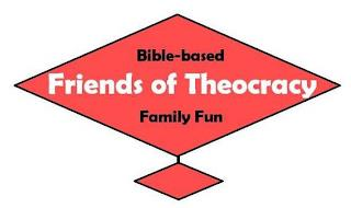 FRIENDS OF THEOCRACY BIBLE-BASED FAMILY FUN trademark
