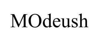 MODEUSH trademark