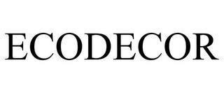 ECODECOR trademark