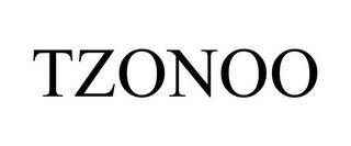TZONOO trademark