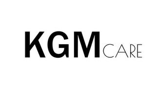 KGMCARE trademark