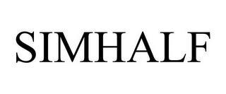 SIMHALF trademark