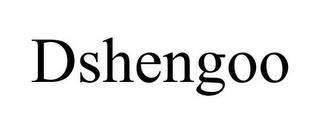 DSHENGOO trademark
