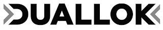 DUALLOK trademark