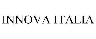 INNOVA ITALIA trademark