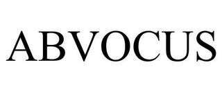 ABVOCUS trademark