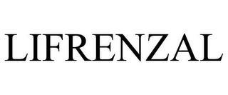 LIFRENZAL trademark