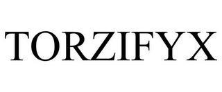 TORZIFYX trademark