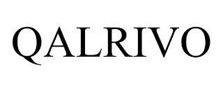 QALRIVO trademark