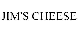 JIM'S CHEESE trademark
