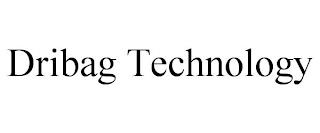 DRIBAG TECHNOLOGY trademark