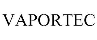 VAPORTEC trademark