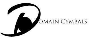 DOMAIN CYMBALS trademark