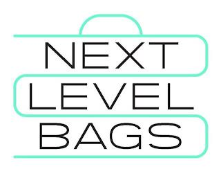 NEXT LEVEL BAGS trademark