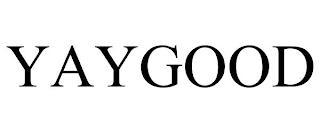 YAYGOOD trademark