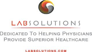 LABSOLUTIONS DEDICATED TO HELPING PHYSICIANS PROVIDE SUPERIOR HEALTHCARE LABSOLUTIONS.COM trademark
