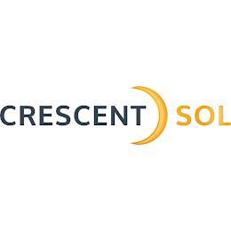 CRESCENT SOL trademark