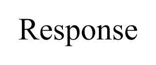RESPONSE trademark