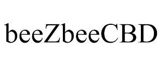 BEEZBEECBD trademark