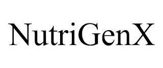 NUTRIGENX trademark