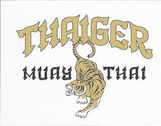 THAIGER MUAY THAI trademark
