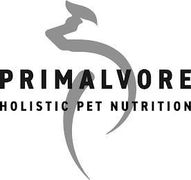 PRIMALVORE HOLISTIC PET NUTRITION trademark