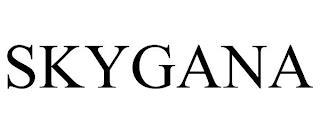 SKYGANA trademark
