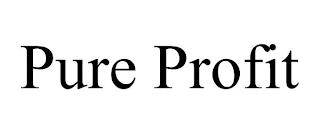 PURE PROFIT trademark