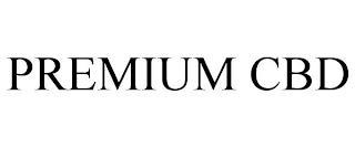PREMIUM CBD trademark