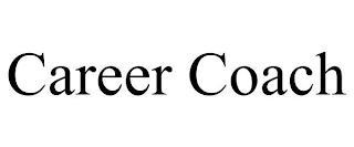 CAREER COACH trademark