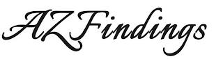 AZFINDINGS trademark