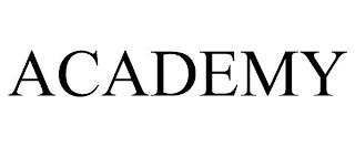 ACADEMY trademark