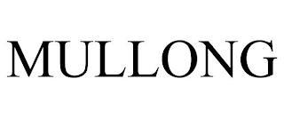 MULLONG trademark