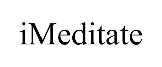 IMEDITATE trademark