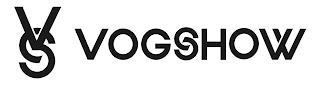 VS VOGSHOW trademark