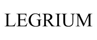 LEGRIUM trademark