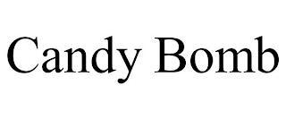 CANDY BOMB trademark