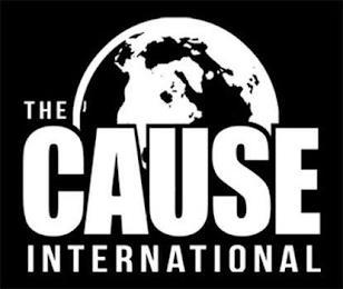 THE CAUSE INTERNATIONAL trademark