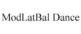 MODLATBAL DANCE trademark