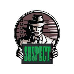 SUSPECT , 4.6 , 5.0 , 5.6 , 6.0 , 6.6 trademark